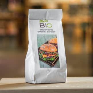 Bio Spezial Burger Backmischung