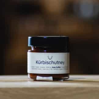 Genusshirsch Kürbischutney