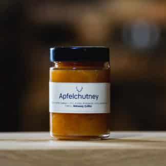 Genusshirsch Apfelchutney