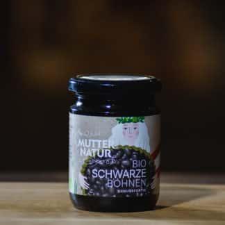 Mutter Natur Bio Schwarze Bohnen