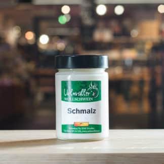 Wollschwein Schmalz 370ml