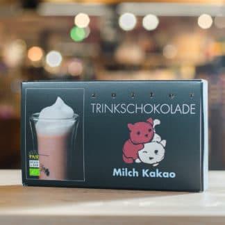 Zotter Trinkschokolade Milch Kakao 5 x 110g