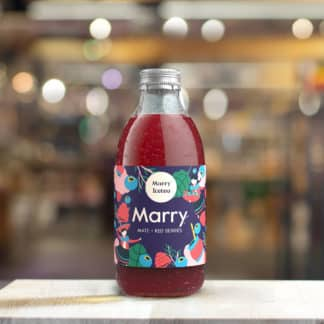 MARRY ICETEA MATE + RED BERRIES 330ml