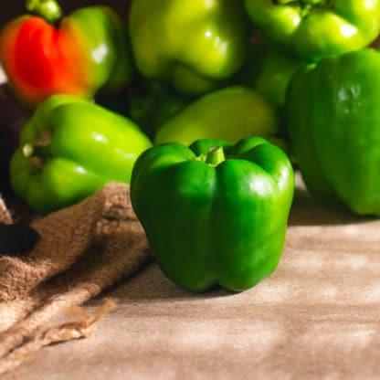 Steirischer grüner Paprika