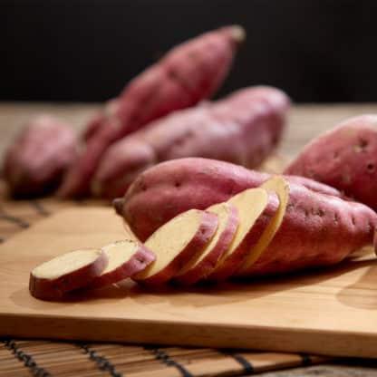 Steirische Süßkartoffel