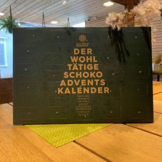 Der wohltätige Schoko-Adventskalender
