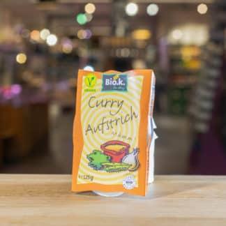 Bio & Vegan Curry Aufstrich 125g