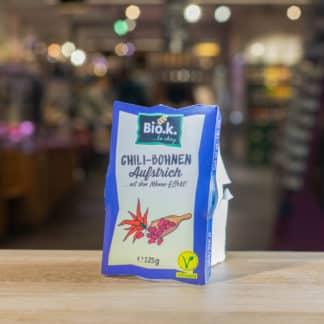 Bio & Vegan Chilli Bohnen Aufstrich 125g