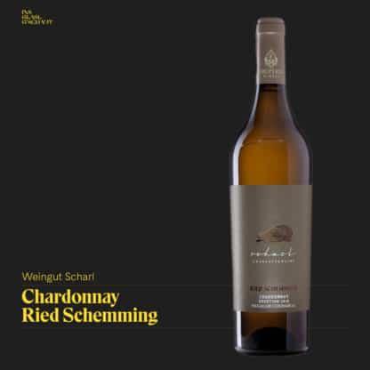Chardonnay Ried Schemming 2018 Weingut Scharl