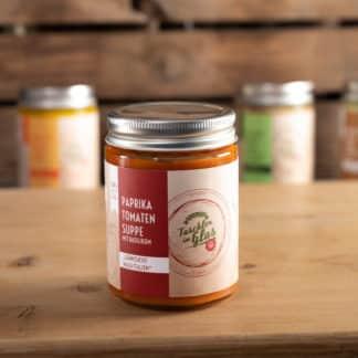 Paprika-Tomaten-Suppe 300g