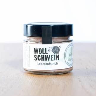 Leberaufstrich vom Wollschwein 180g