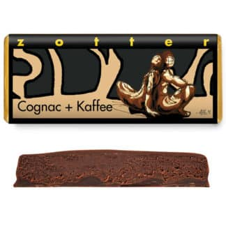 "Zotter ""Cognac + Coffee"" 70g"
