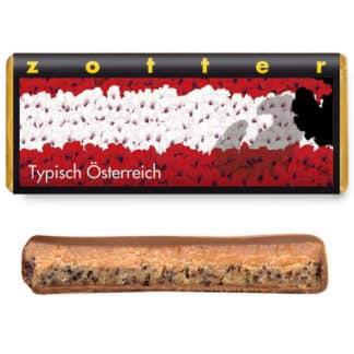 """Zotter """"Typisch Österreich"""" 70g"""