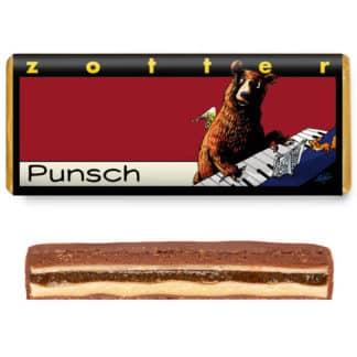 """Zotter """"Punsch"""" 70g"""