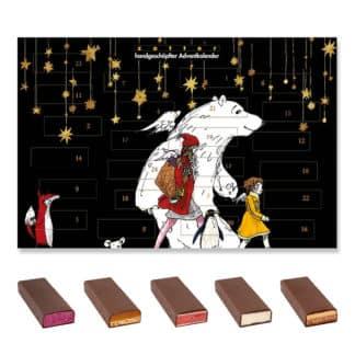 Zotter Handgeschöpfter Adventkalender