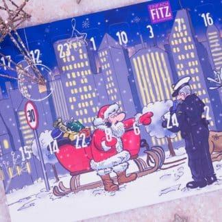 Einfach Fitz Adventskalender für Kinder